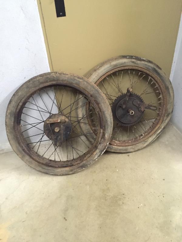 oldtimer motorrad felgen reifen bmw dkw nsu z ndapp emw in iserlohn motorrad roller. Black Bedroom Furniture Sets. Home Design Ideas