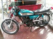 Oldtimer Yamaha RD125