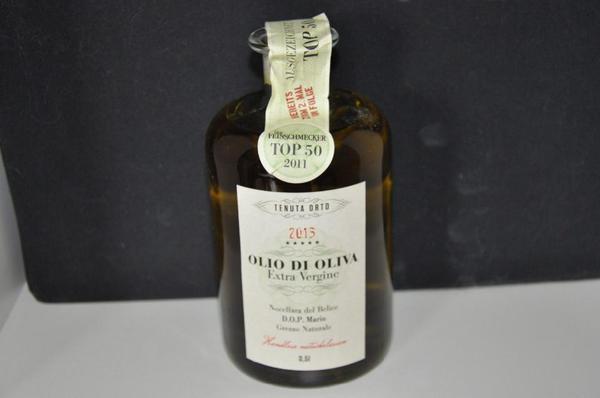 Olivenöl olio di » Essen und Trinken