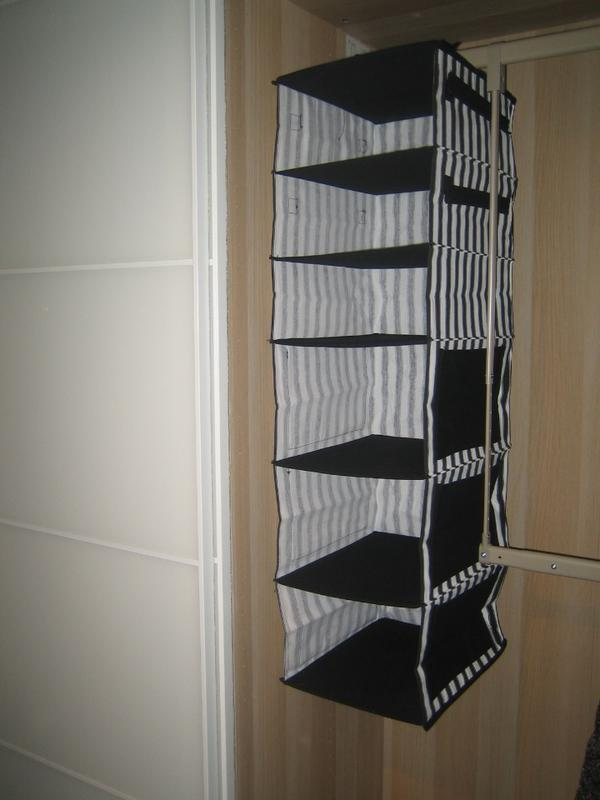 verkaufe diese beiden praktischen ordnungssysteme. Black Bedroom Furniture Sets. Home Design Ideas