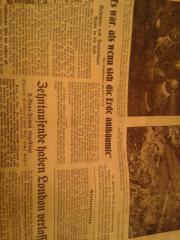 Originalzeitungen 1938-1945