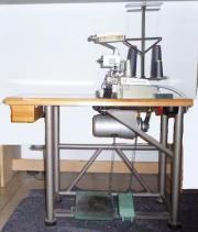 Overlock Industrie-Nähmaschine