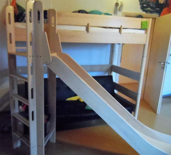 neues hochbett neu und gebraucht kaufen bei. Black Bedroom Furniture Sets. Home Design Ideas