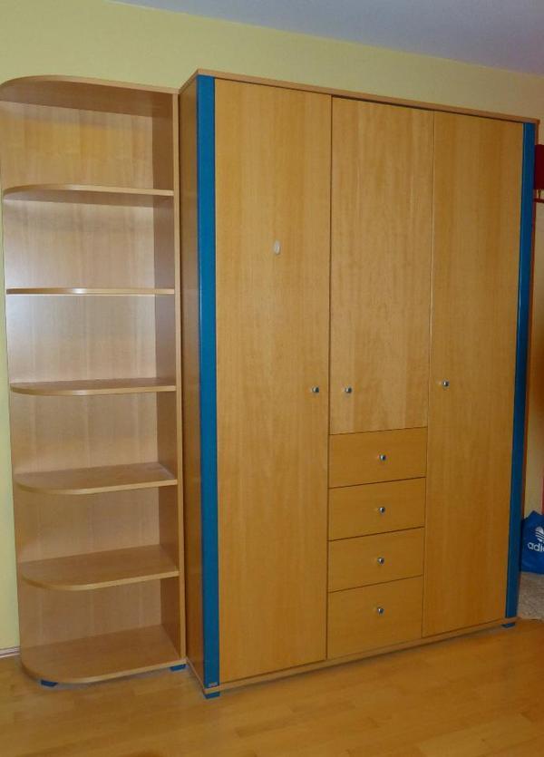 Kinderzimmer schrank inspiration f r die for Schrank dekorieren