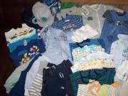 Paket Babykleidung Gr.