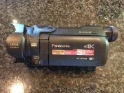 Panasonic VXF999 4K