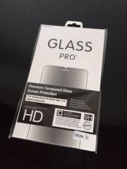 Panzerglas Displayschutz iPhone