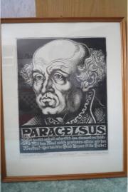 Paracelsus `Alter Druck`-