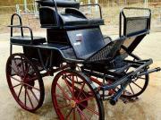 Pferdekutsche, Ponykutsche, Wagonette