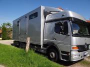Pferdetransporter Mercedes-Benz