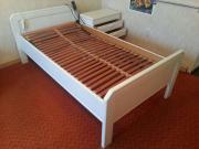 Pflegebett/Seniorenbett 100x200cm