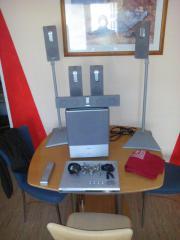 Phillips Heimkinosystem Dolbysurround