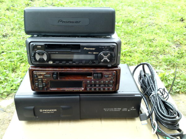 pioneer cd player mit 6er cd wechsler in aschaffenburg. Black Bedroom Furniture Sets. Home Design Ideas