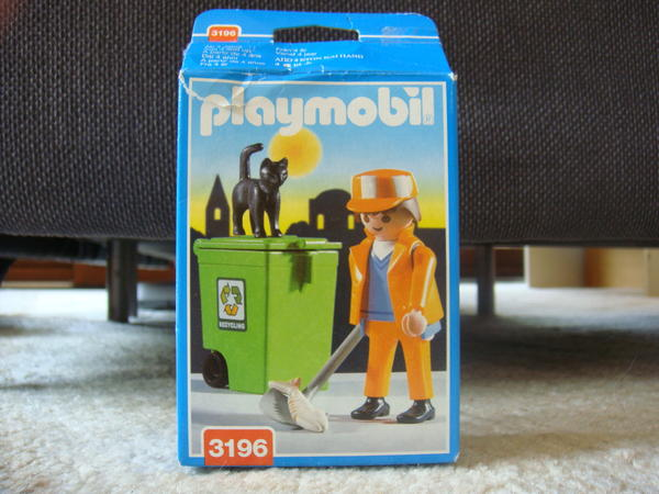 Playmobil 3196 Mllmann &raquo; Spielzeug: Lego, Playmobil aus Wrthsee 