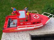 Playmobil Feuerwehrschiff