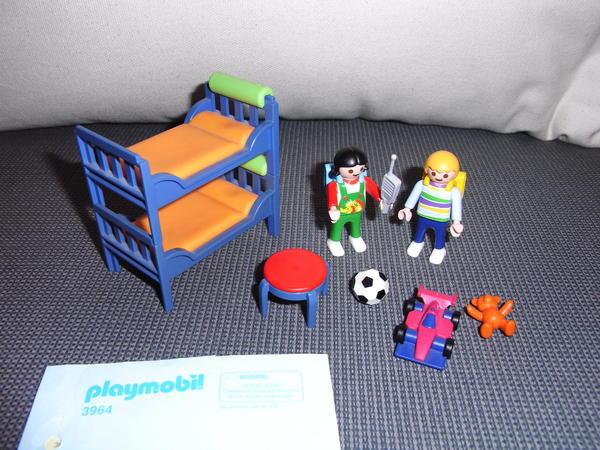 Playmobil kinderzimmer 3964 in m nchen kaufen und for Kinderzimmer playmobil