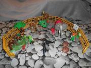 Playmobil Tierpark - Elefanten -