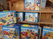 Playmobil Wohn-, Weihnachts-,