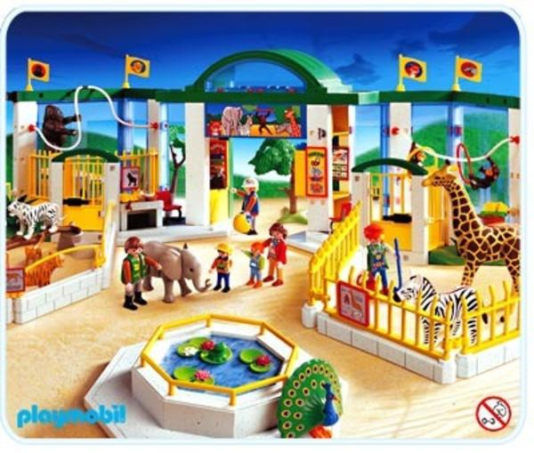 Playmobil zoo tierpark in münchen spielzeug lego