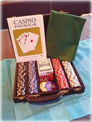 Poker Spiel im