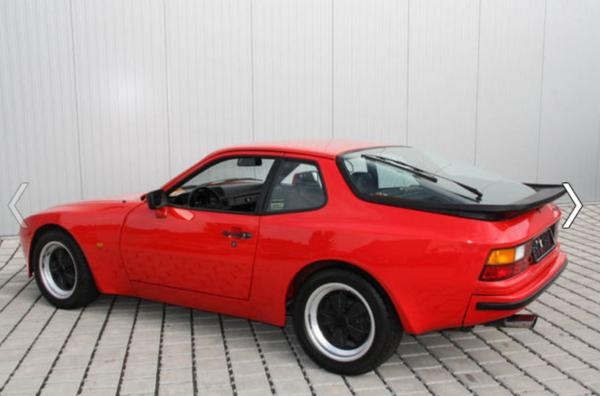 porsche 944 oldtimer 1982 rot top zustand in schwetzingen oldtimer klassiker kaufen und. Black Bedroom Furniture Sets. Home Design Ideas