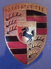 Porsche Wappen Emblem