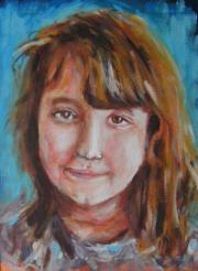 Portrait nach Fotovorlage