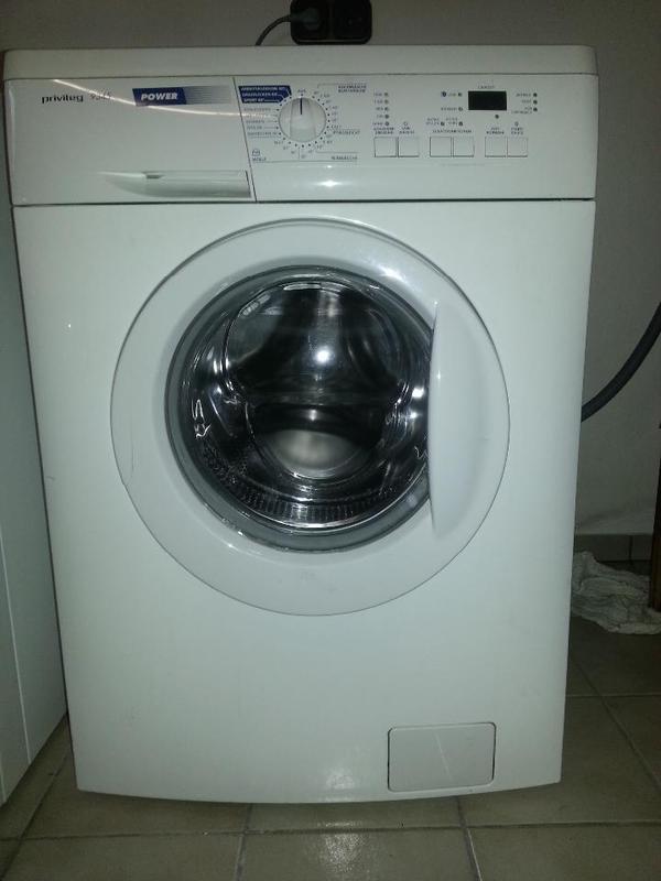 privileg waschmaschine in biebesheim waschmaschinen. Black Bedroom Furniture Sets. Home Design Ideas