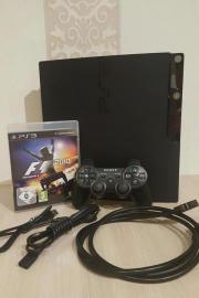 PS3 Slim inkl.