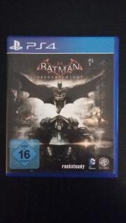 PS4 Batman Arkham