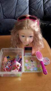 Puppe mit Schminkset