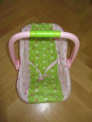 babyborn puppe maxicosi fahrradsitz wanne in ettlingen puppen kaufen und verkaufen ber. Black Bedroom Furniture Sets. Home Design Ideas