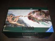 Puzzle 12000 Teile
