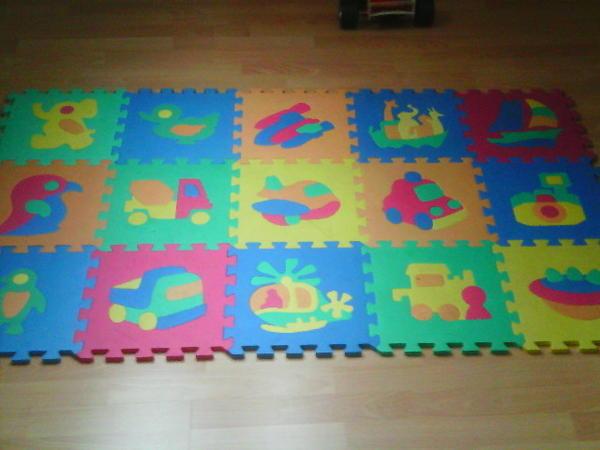 puzzle matte teppich in dortmund sonstiges. Black Bedroom Furniture Sets. Home Design Ideas