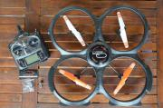 Quadrocopter ZOOPA 650Q