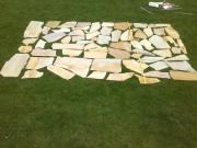 Quarzit Polygonale Terassenplatten
