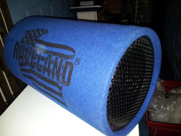 raveland bass tube 400 w in essen auto hifi boxen kaufen und verkaufen ber private. Black Bedroom Furniture Sets. Home Design Ideas