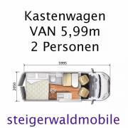 Reisemobil / Wohnmobil zu