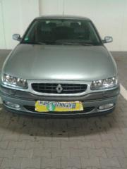 Renault Safrane II.