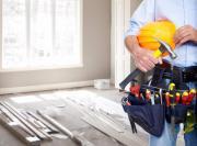 Renovierung am Haus