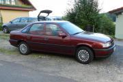 Renterfahrzeug Opel Vectra