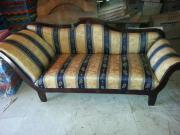 Restauriertes Biedermeier Sofa