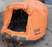 Rettungsfloß-Schlauchboot