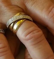 Ring verloren .. .Belohnung !