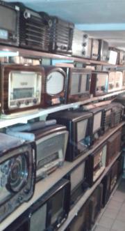 Röhrenradios, Kofferradios, Plattensp. (