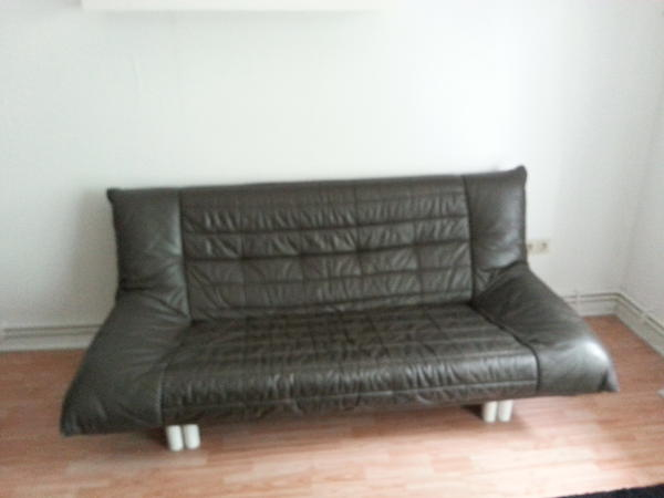 rolf benz ledersofa in bielefeld polster sessel couch. Black Bedroom Furniture Sets. Home Design Ideas