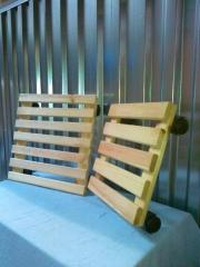 Rollbretter / Holz