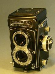 Rollei Rolleiflex 6x6
