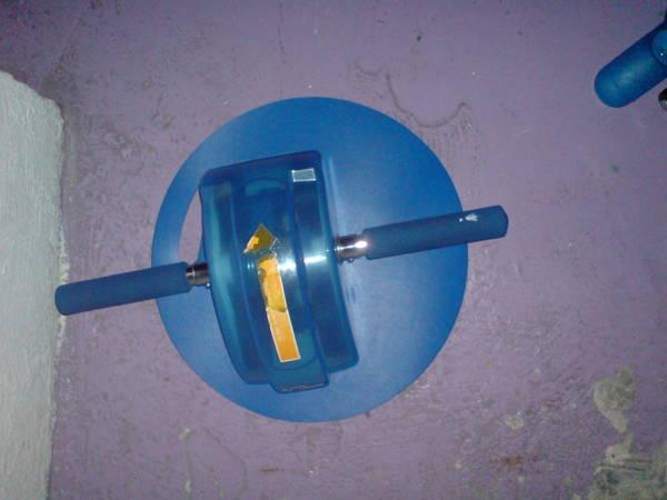 Roller slide bauchtrainer muskeltrainer in stuttgart for Roller in stuttgart