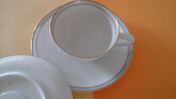 rosenthal 39 eisblau 39 porzellan in bensheim geschirr und besteck kaufen und verkaufen ber. Black Bedroom Furniture Sets. Home Design Ideas